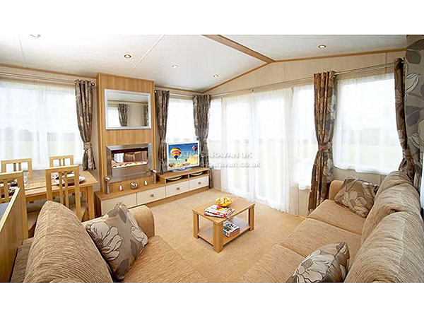 UK Private Static Caravan Holiday Hire at Dornoch Pitgrudy, Dornoch, Sutherland, Scotland