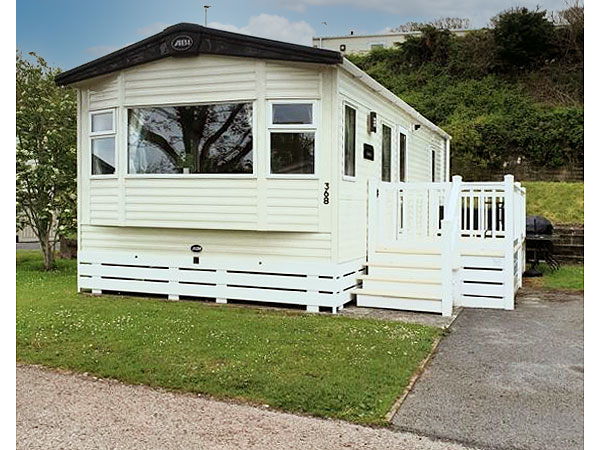 UK Private Static Caravan Holiday Hire at Beverley Bay, Paignton, Devon