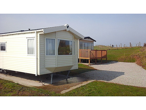 UK Private Static Caravan Holiday Hire at Whitby Holiday Park, Whitby, North Yorkshire