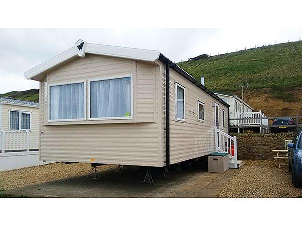 Model Presthaven Sands Caravans For Hire In North Wales UK Caravan Rental
