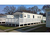 UK Private Static Caravan Hire at Hoburne Park, Christchurch, Nr Poole, Dorset