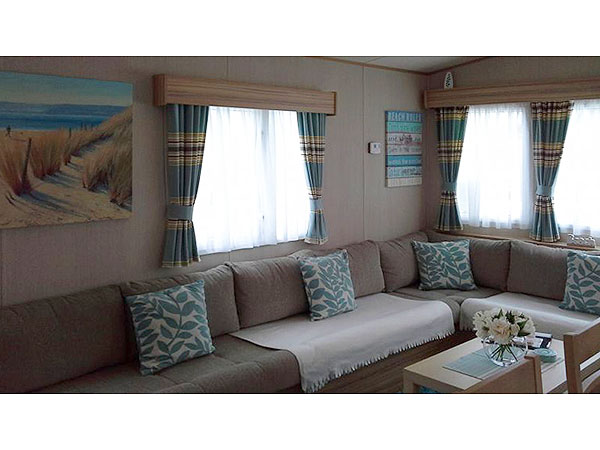 Brilliant Private Static Caravan For Hire In Christchurch Nr New Forest