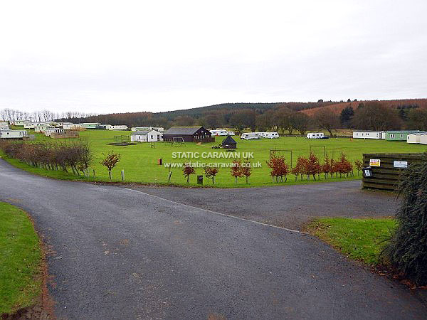 UK Private Static Caravan Holiday Hire at Three Lochs, Balminnoch, Wigtownshire, Dumfries & Galloway, Scotland