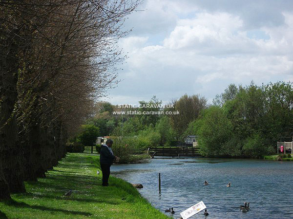 UK Private Static Caravan Holiday Hire at Thorpe Park, Cleethorpes, Lincolnshire