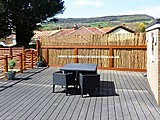 UK Private Static Caravan Hire at The Wishing Well, Chideock, Nr Bridport, Dorset