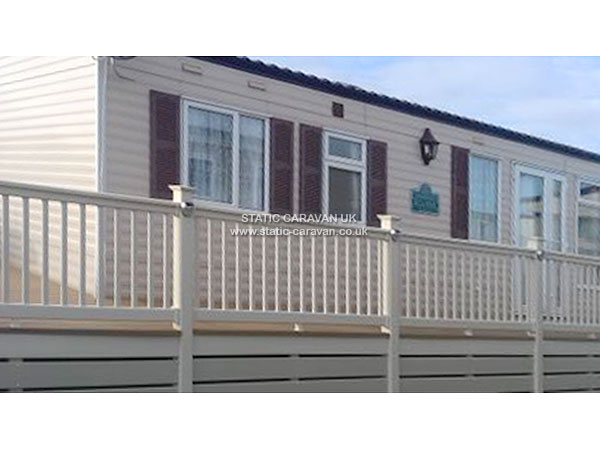 UK Private Static Caravan Holiday Hire at Alberta Holiday Park, Nr Whitstable, Kent