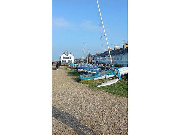 Pet Friendly Holiday Hire at Alberta, Whitstable, Kent