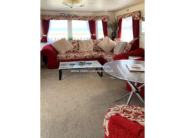UK Private Static Caravan Holiday Hire at Golden Sands, Kinmel Bay, Rhyl, Denbighshire, North Wales