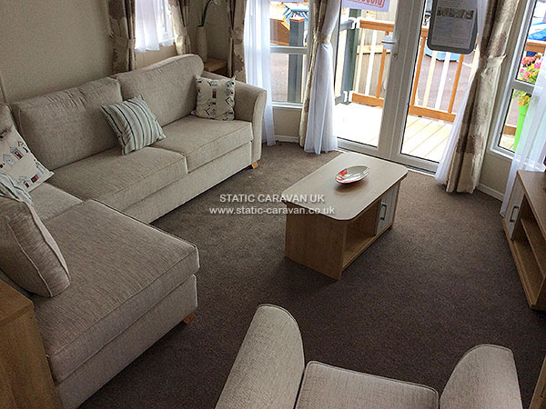 Simple Static Caravan Holiday Rent Quay West New Quay Wales
