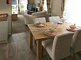 UK Private Static Caravan Hire at Quay West, New Quay, Ceredigion, West Wales