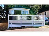 UK Private Static Caravan Hire at Shorefield Country Park, Milford on Sea, Hampshire