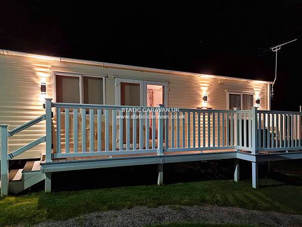 UK Private Static Caravan Holiday Hire at Combe Haven, St Leonards on Sea, Hastings, East Sussex
