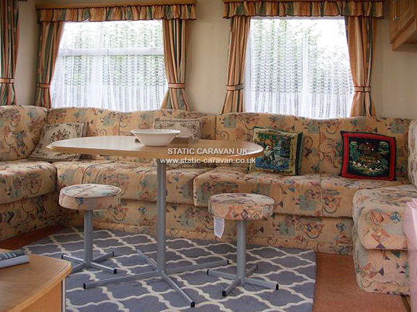 UK Private Static Caravan Holiday Hire at West Wayland, Looe, Cornwall
