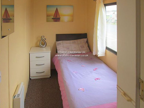 UK Private Static Caravan Holiday Hire at Cayton Bay, Scarborough, North Yorkshire