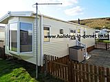 UK Private Static Caravan Hire at Freshwater Beach, Bridport, Dorset