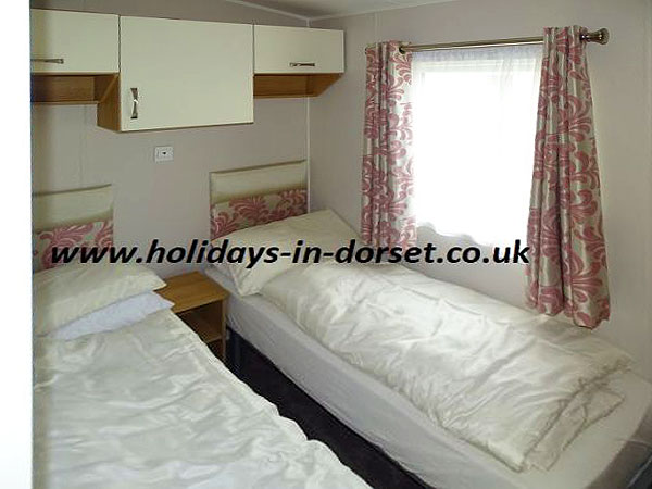 UK Private Static Caravan Holiday Hire at Freshwater Beach, Bridport, Dorset