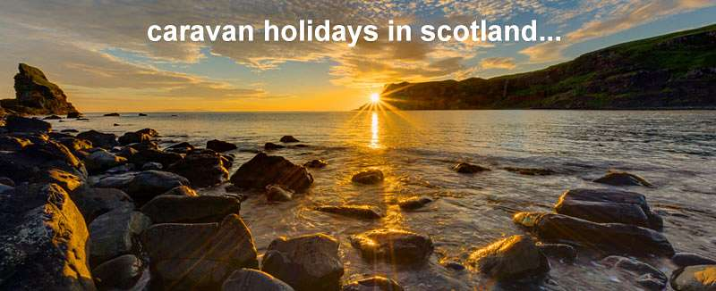 Caravan Holiday Hire Offers in Scotland