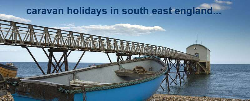 Caravan Holiday Hire Offers in South East England