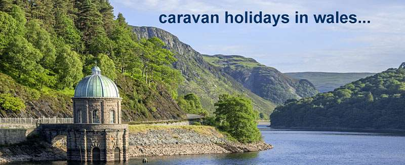 Caravan Holiday Hire Offers in Wales