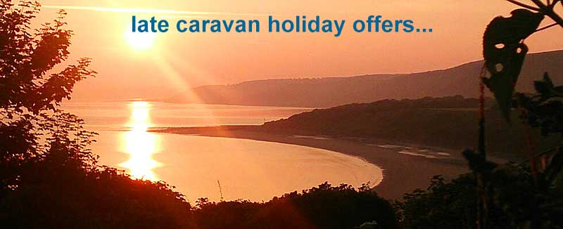 Late Caravan Holiday Offers