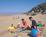 UK Private Static Caravan Hire at Brightholme, Brean, Burnham on Sea, Somerset