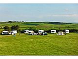 UK Private Static Caravan Hire at Bryder Farm Camping, Stibb, Bude, Cornwall