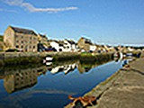 UK Private Static Caravan Hire at Burghead Beach, Nr Lossiemouth, Moray, Scotland