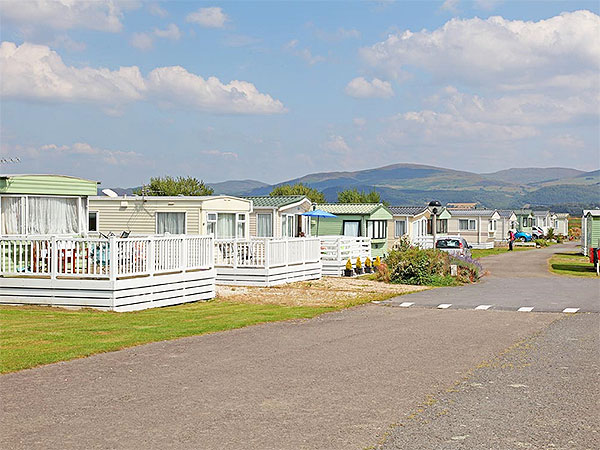 New UK Private Static Caravan Holiday Hire At Cambrian Coast Ynyslas