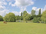 UK Private Static Caravan Hire at Carlton Meres Country Park, Saxmundham, Suffolk