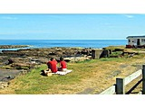 UK Private Static Caravan Hire at Church Point, Newbiggin by the Sea, Northumberland