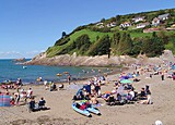 UK Private Static Caravan Hire at Combe Martin, Nr Woolacombe, Devon