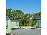 UK Private Static Caravan Hire at Globe Vale, Sinns Common, Nr Redruth, Cornwall