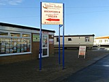 UK Private Static Caravan Hire at Golden Anchor, Chapel St Leonards, Skegness, Lincolnshire