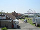 UK Private Static Caravan Hire at Golden Beach (Fantasy Island), Ingoldmells, Skegness, Lincolnshire