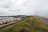 UK Private Static Caravan Hire at Greenfield, Trusthorpe, Nr Mablethorpe, Lincolnshire