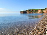 UK Private Static Caravan Hire at Ladram Bay, Otterton, Budleigh Salterton, Nr Exmouth, Devon
