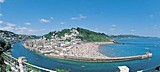 UK Private Static Caravan Hire at Looe Bay, Looe, Cornwall