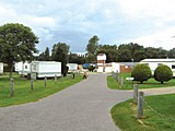 UK Private Static Caravan Hire at Newport Park, Hemsby, Great Yarmouth, Norfolk