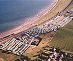 UK Private Static Caravan Hire at Red Lion, Arbroath, Angus, Scotland