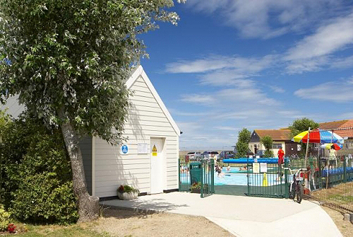 Awesome  Caravan Holiday Hire At Alberta Holiday Park Nr Whitstable Kent