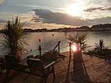 UK Private Static Caravan Hire at Tattershall Lakes, Lincolnshire