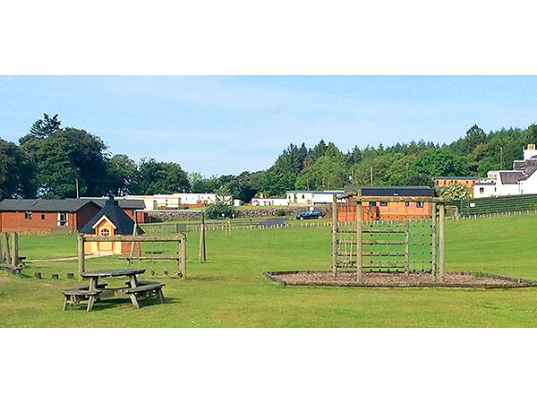 New Static Caravan With Hot Tub For Hire In Scotland To Rent In Dumfries