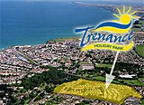 UK Private Static Caravan Hire at Trenance, Newquay, Cornwall