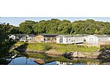 UK Private Static Caravan Hire at Woodland Vale, Nr Narberth, Pembrokeshire, South Wales