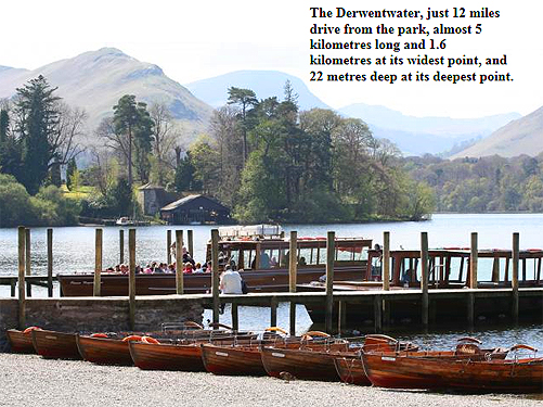 Brilliant Caravan For Hire Lakeland Leisure Park Flookburgh Cumbria  Advert