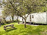 UK Private Static Caravan Hire at Yeate Farm, Bodinnick, Nr Fowey, Cornwall